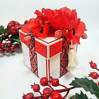 Подарункова коробка для грошей, фото 1