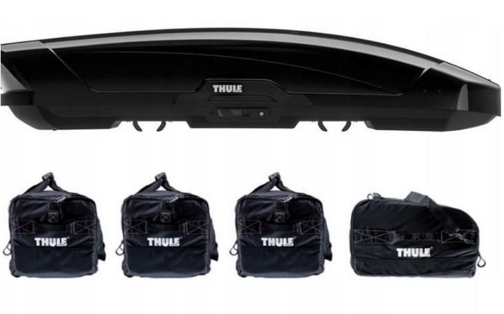 Бокс Thule Motion XT XL + GoPack 8006 Black