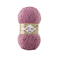 Alize Alpaca Tweed № 269 рожевий