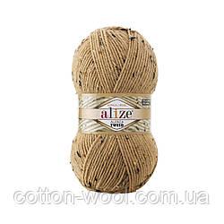 Alpaca Tweed (Альпака Твід) (15% - вовна, 15% - альпака, 5% - віскоза, 65% - акріл) 262