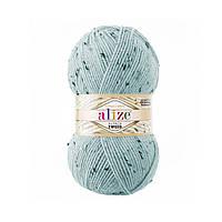 Alize Alpaca Tweed № 522 м'ята