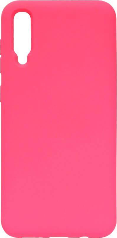 Накладка SA A505/A307 hot pink Soft Case
