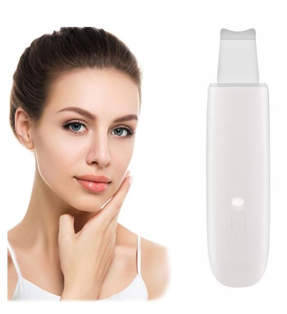 Cкрабер портативный ультразвуковой CkeyiN MR299 для глубокой чистки и омоложения лица