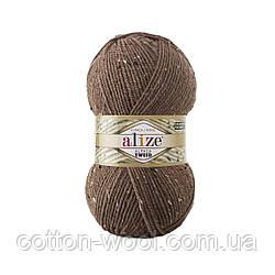 Alpaca Tweed (Альпака Твід) (15% - вовна, 15% - альпака, 5% - віскоза, 65% - акріл) 688