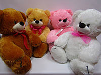 Медведь Веселун 52*54см, 6 цветов(10.01.04)