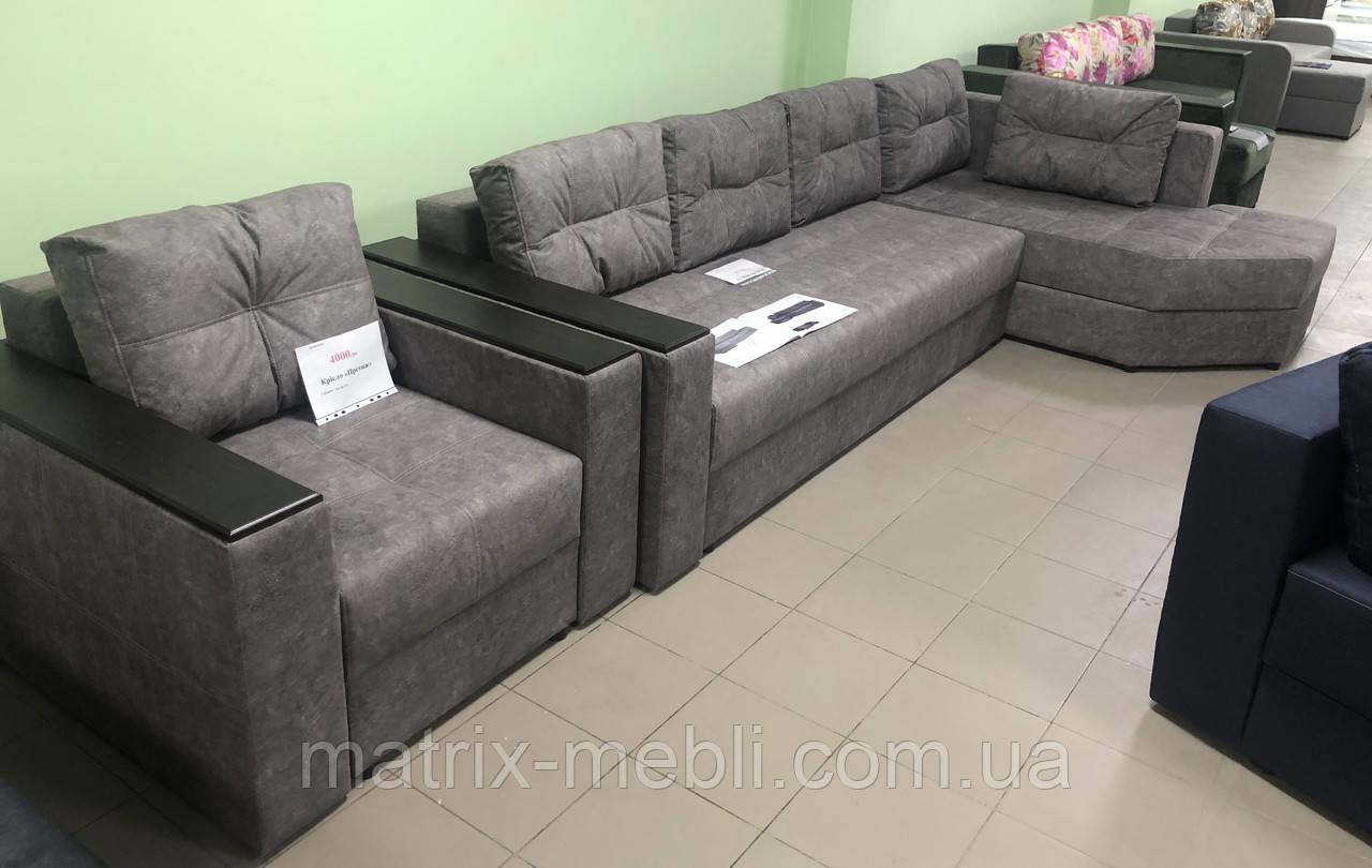 Угловой диван престиж 3.15 на 1.9