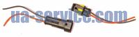 Разъем Super Seal 1.5 2 контакта (собранные с проводами), фото 1