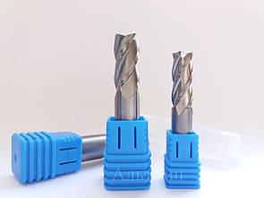 Фреза твёрдосплавная монолитная (концевая), 4 mm z4 (4х10х32)