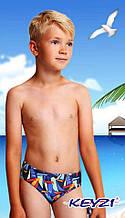 Детские плавки для мальчика Польша SAIL BOAT S Мультиколор