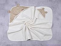"""Полотенце для новорожденного с капюшоном """"Star"""", фото 1"""
