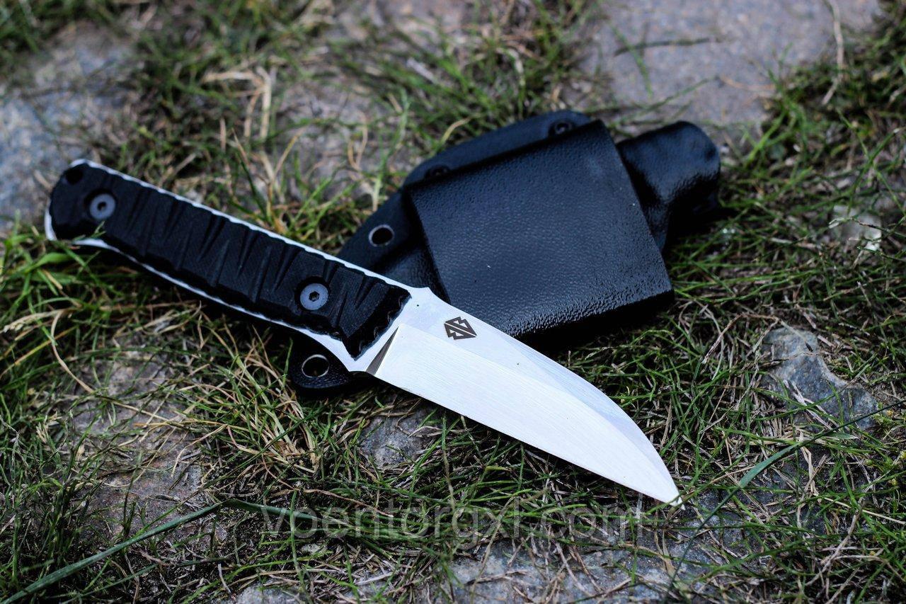 Городской EDC нож ворнклиф Ворон Премиум