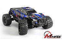 Радиоуправляемый монстр Влагозащищенный Mmax Remo Hobby  1035 1/10 БК двигатель (синий)