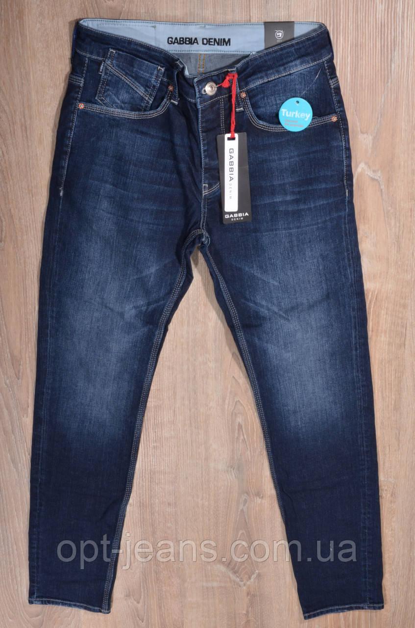 GABBIA мужские джинсы (30-38/8ед) Осень 2019