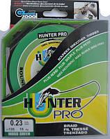 Шнур Hunter Pro 0,08 mm. 7.0 kg. 135 m