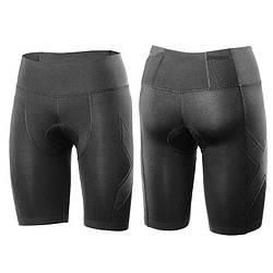 Женские шорты для триатлона Project X 2XU WT3189b (чёрный / чёрный)