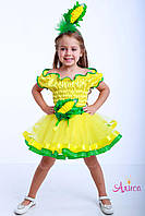 Карнавальный костюм Кукуруза для девочки, фото 1