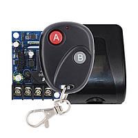 Одно-канальный универсальный дистанционный выключатель на 12 В 16 В 18 В 24 В 36 В 48 Вольт 40 Ампер