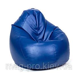 Бескаркасное кресло-груша Кожзам L(135/95/95)