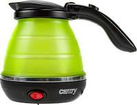 Чайник Camry green 0,5 л. CR 1265