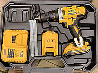 🔲 Дрель ударная шуруповерт аккумуляторный DeWalt DCD 996P