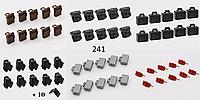 Оружие для минифигурок Lego Лего портфель,рюкзак,саквояж,сумка,бомба