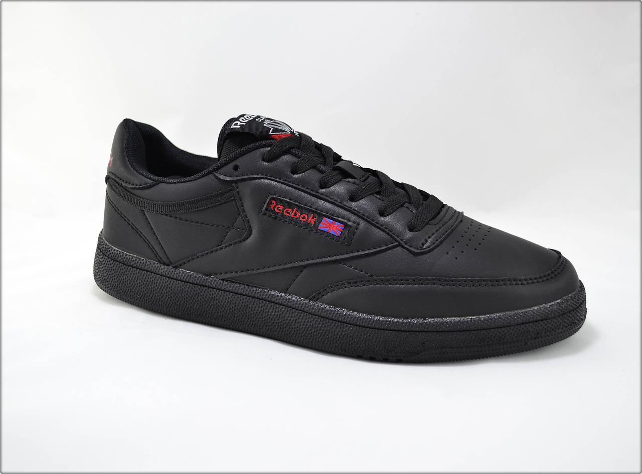 Мужские кроссовки Reebok Black Classic, Повседневная обувь