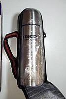 Термос 1 л FRICO FRU-214, нержавеющая сталь
