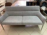Банкетка MERIDA 160*65*80 светло-серый (бесплатная доставка), фото 5