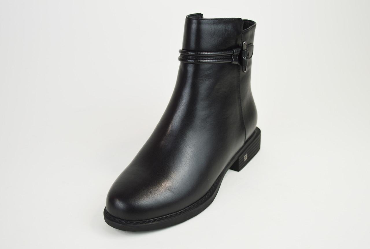 Ботинки демисезонные маленьких размеров Erises 686