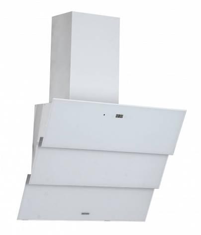 Кухонная вытяжка Eleyus Троя LED 60 /1200 WH (белая, бежевая), фото 2