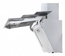 Кухонная вытяжка Eleyus Троя LED 60 /1200 WH (белая, бежевая), фото 3