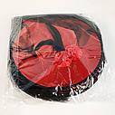 Шляпа Ведьмы атласная (черная), фото 4
