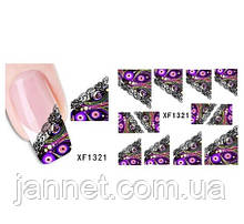 Наклейки для ногтей