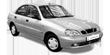 Фонари задние для Daewoo Lanos / Sens 1998-17
