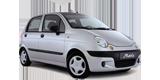 Фонари задние для Daewoo Matiz 2001-14