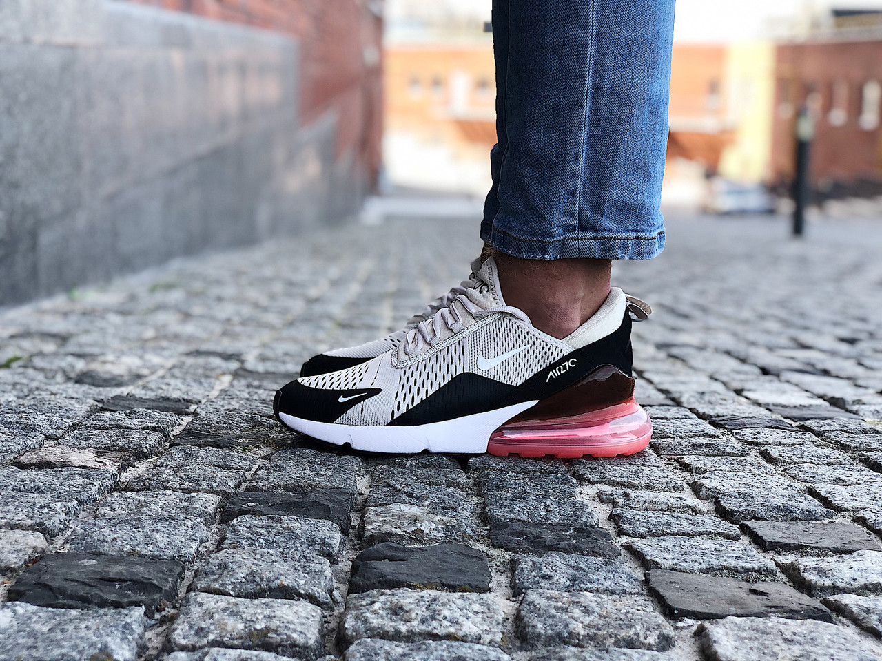 Кроссовки мужские Nike Air Max 270 (Размеры:41,42,45)