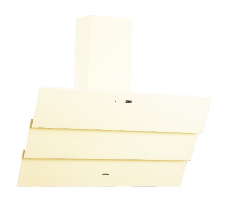 Кухонная вытяжка Eleyus Троя LED 90 /1200 WH (бежевая, белая)