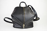 Рюкзак кожаный черый Voila 18856124