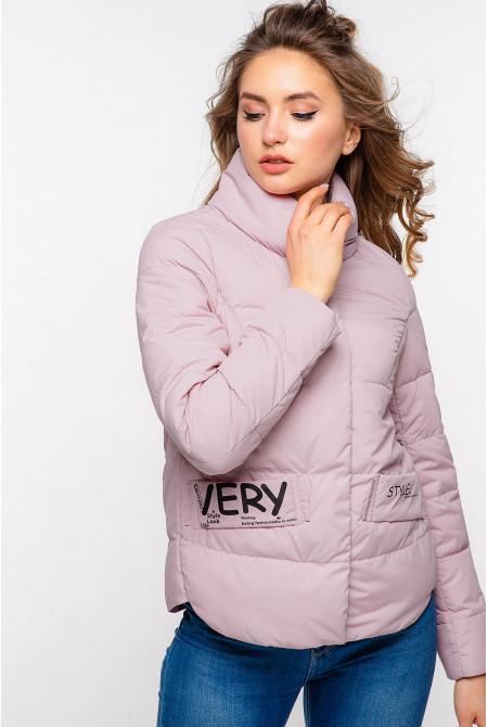 Женская демисезонная молодежная  куртка Рикель