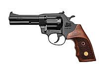 Револьвер под патрон Флобера Alfa mod.441, 4 мм ворон/дерево, фото 1