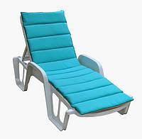 Матрас для лежака Onda тексилк 188x57x5 см