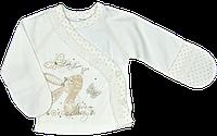 Распашонка для новорожденных ТМ Ляля, (артикул 1Т014)