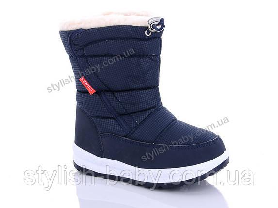 Детская обувь 2019 оптом. Детская зимняя обувь бренда Hengji для мальчиков (рр. с 31 по 36), фото 2