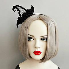 Шляпка ведьмы на обруче