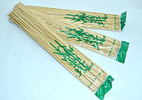 Бамбуковые шпажки 40 см / (уп-100 шт)