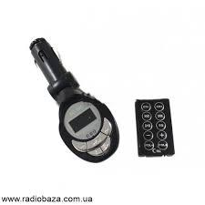 Трансмиттер - FM модулятор KD-201