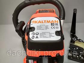 Бензопила KALTMAN KC-3600 метал, фото 3