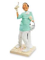 Колекційна статуетка Стоматолог Forchino, ручна робота FO 85515