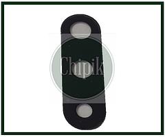 Стекло (окошко камеры) для Huawei P30 lite, черное