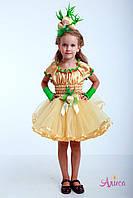 Карнавальний костюм Цибулинка для дівчинки 104-110, фото 1